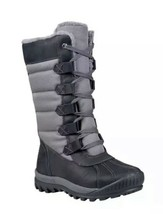 Timberland Women's MT. Hayes Tall Waterproof Black Boots A11SNM. Size:9 - $84.60