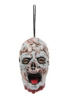 Melting Skeleton Hanging Head, Halloween Party Prop/Room Decoration - $15.64