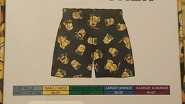 Briefly Stated Despicable Me Minions Mens Blue Boxers in a Tin New Small - $7.69