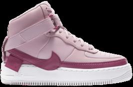 Nike Air Force 1 Jester HI XX Plum Chalk/True Berry-White [Size 8.5] AR0625 501 - $99.00