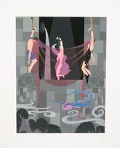 """Chaste Susannah"" by Erté Signed Silkscreen Serigraph Artist's Proof 17""... - $2,395.80"