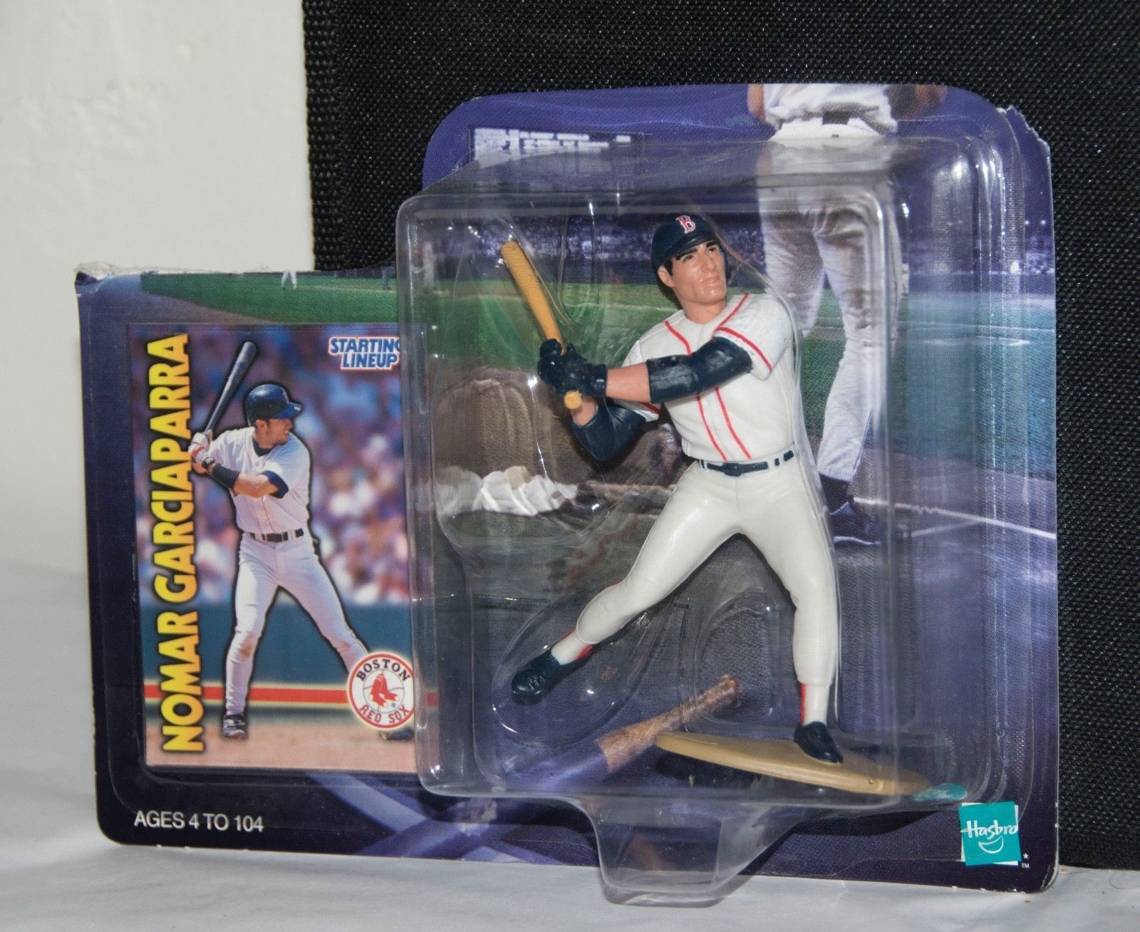 NOMAR GACIAPARA Boston Red Sox * Hasbro STARTING LINEUP Sport Stars Figurine