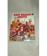 Better Homes & Gardens Easy Bazaar Crafts Hardcover Book - $9.50