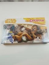 Disney Operation STAR WARS Edition CHEWBACCA Board Game Hasbro NIB Sealed - $18.99
