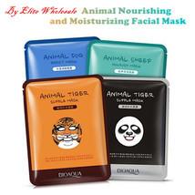 Fun Animal Tiger Dog Sheep Panda Nourishing and Moisturizing Facial Mask - $9.98+