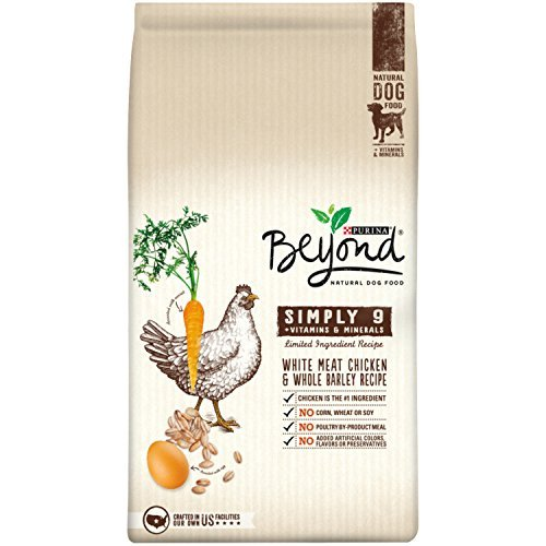 Primary image for Purina Beyond Limited Ingredient, Natural Dry Dog Food, Simply White Meat Chicke