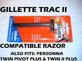 Trac II Razor Compatible image 1