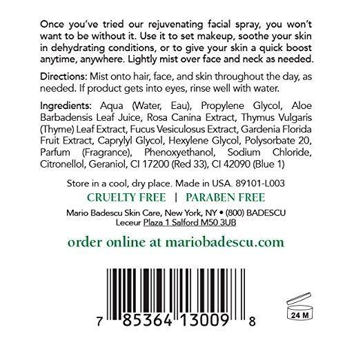 Mario Badescu Rosewater Facial Spray and Lavender Facial Spray Duo, 4 oz. image 2