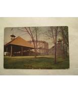Figure 8 Black Hawks Watch Tower Rock Island ?  Illinois IL Postcard  - $5.99
