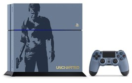 SONY PlayStation 4 Console UNCHARTED EDITION 500GB Japan Model - $544.50