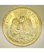 1943 Mexico 50 Centavos Silver Coin Nice - $8.64