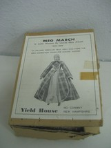 Vintage Yield House Meg March In Little Women By Louisa May Alcott Doll Kit - $32.68