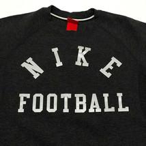 Nike Men's Football Fleece 1.0 Pullover Sweatshirt Dark Gray 629332-032 - $100.00