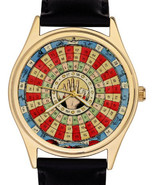 Vintage Colors Fortune Teller Ouija Palmistry Astrology Occult Art Wrist... - $79.29