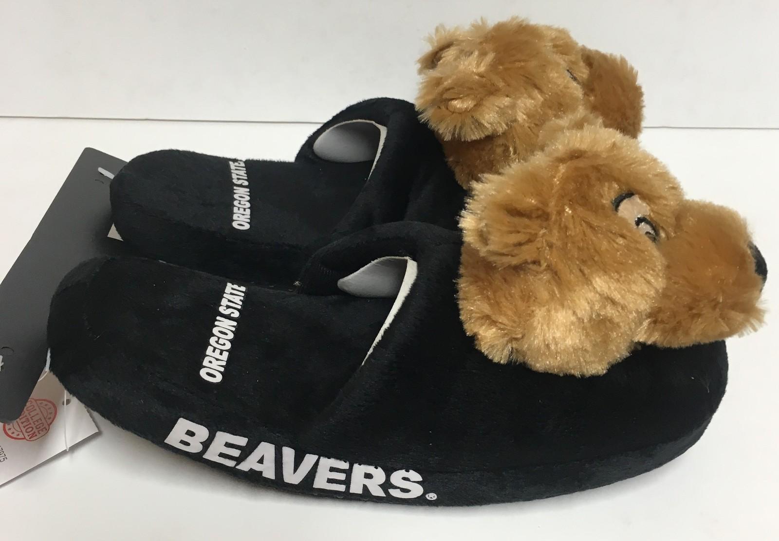 Oregon State University Beavers Cushion Memory Slippers Kid's Many Sz image 5