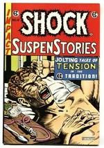 SHOCK SUSPENSTORIES #12-FELDSTEIN HEROIN USE COVER-1973 VF/NM - $32.79