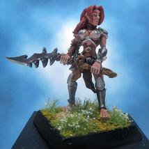 Painted Reaper Miniature Janna Female Barbarian - $66.69