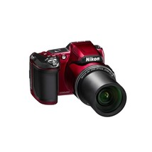 Nikon CoolPix L840 16.0MP 1080p 3 LCD 38x Zoom Digital Camera Red 26486 - $368.64