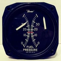 Bendix Magnesyn Dual Indicator Fuel Pressure Aviation Gauge 21000-5U-20-A1 - $50.00