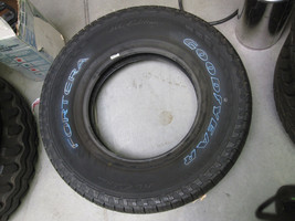 Goodyear Fortera Tire 255/75R17 113S NOS DOT 3904 image 1