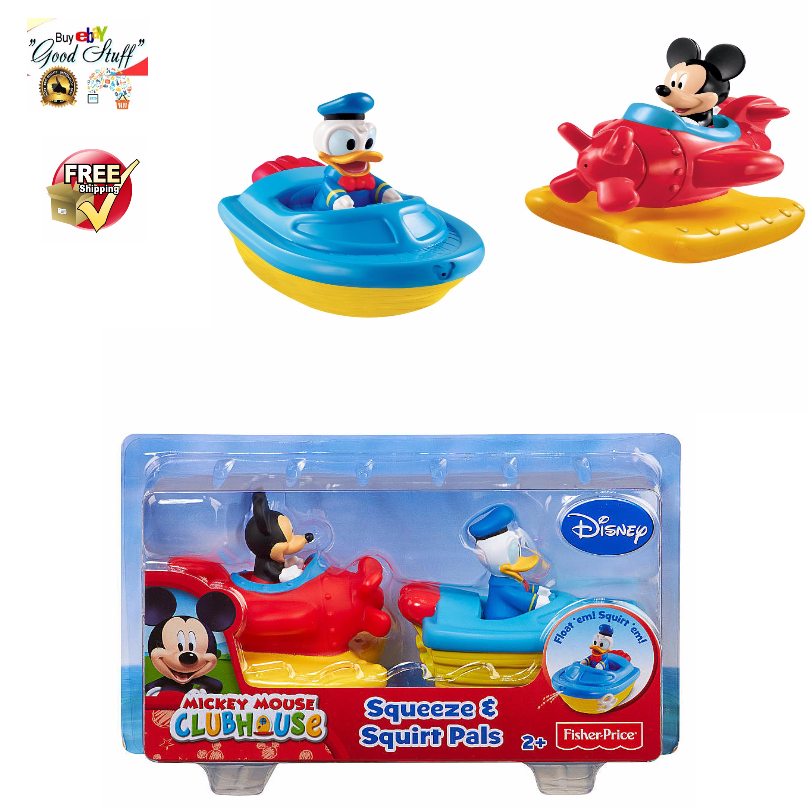 Fisher-Price Disney Mickey Donald Duck and 50 similar items