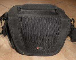 camera bag lowepro brand black for video or regular camera - $27.94