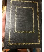 Easton Press FRANKENSTEIN Mary Shelley Full Leather Edition RARE STITCH EDITION! - $391.05