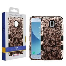 FourLeaf Clover TUFF Hybrid Case Cover for SAMSUNG Galaxy J3 V 2018/Star/Achieve - $14.56