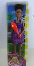 NIB African American Barbie Tennis Player Barbie Careers Collection  - $9.89
