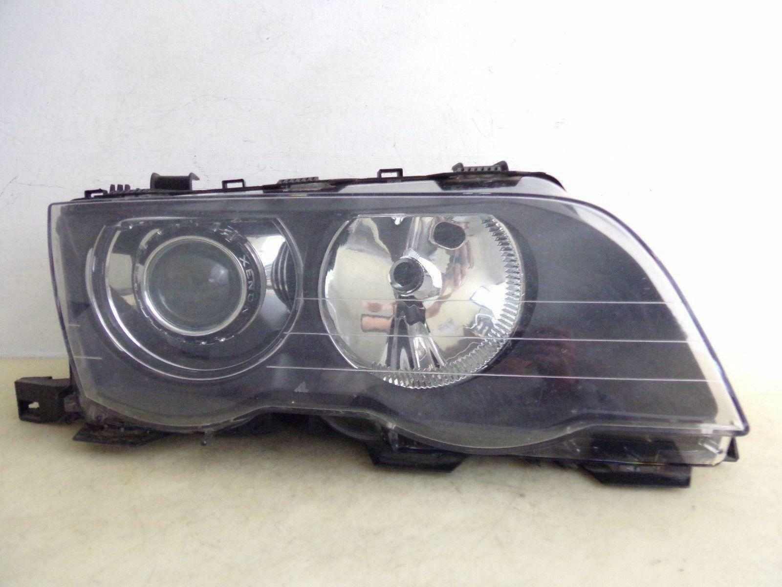 Primary image for 1999 2000 2001 BMW 3 SERIES RH PASSENGER XENON HID HEADLIGHT OEM B44R