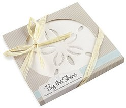 by The Shore Sand Dollar Coaster - $72.75