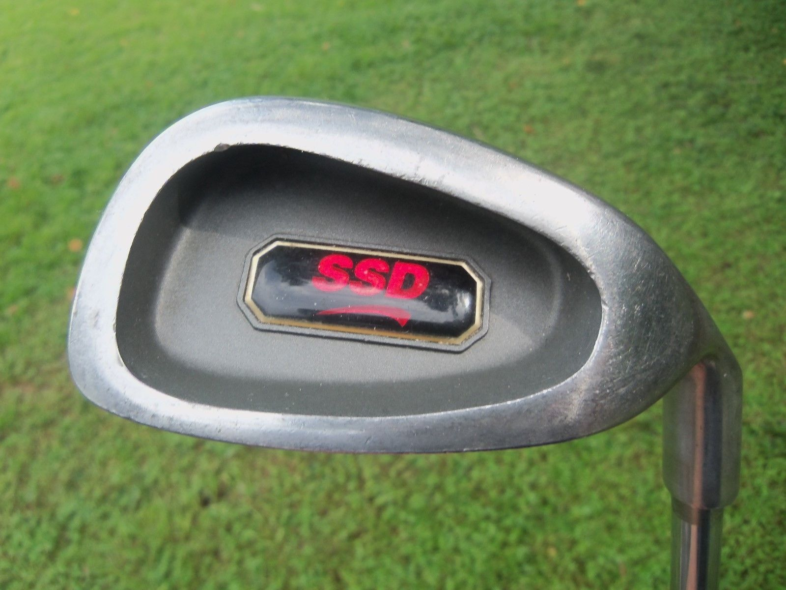 Primary image for SSD Sand Wedge Golf Club Steel Shaft