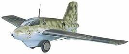 Ha Sega Wa 1/32 Luftwaffe Me163B Comet Plastic Model S4X - $49.66