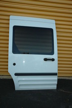 2010-13 Ford Transit Connect Rear Sliding Door W/ Glass Right Side RH image 1