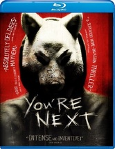 You're Next [Blu-ray + DVD]