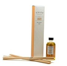 Trapp Ambiance Collection Reed Diffuser Refill Kit, No. 4 Orange/Vanilla... - $40.44