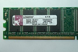 Kingston Memory, 99R0015-001.A00 KVR400AK2/2GR P797972-0885983 740617083019 - $49.38