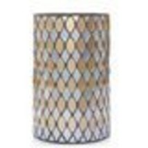 Yankee Candle Silver & Gold Jar Candle Holder - $28.00