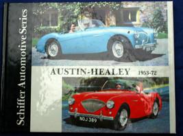 AUSTIN-HEALEY 1953-72 Schiffer Automotive Series 1989 1st US Midget Spri... - $8.78