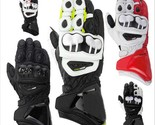 Moto Racing Leather Gloves Motocross Sizes: M L XL High Quality Motorcycle Gear