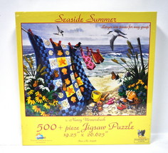 Seaside Summer Jigsaw Puzzle 500 Piece - $17.96