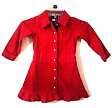 Tommy Hilfiger Toddlers Corduroy Girls Winter Dress--SZ-2T - $9.00