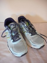 New Balance Esponsef 2.0 Womens Blue Green Athletic Shoes Sneakers Size 7 - $19.79