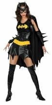 Rubies Batgirl Batman DC Comics Sexy Dress Deluxe Adult Halloween Costum... - $48.79