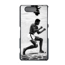 Muhammad Ali Sony Z1 Compact, Z1 mini case Customized premium plastic phone case - $11.87