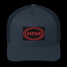 San Francisco hat / 49ers hat / 49ers Trucker Cap image 6