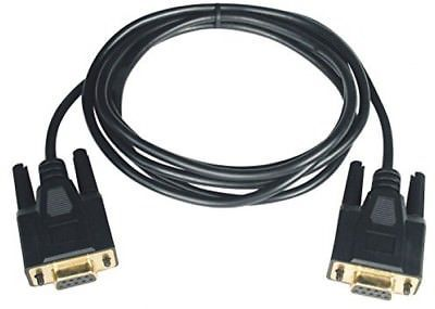 Tripp Lite Null Modem Serial RS232 Cable (DB9 F/F) 10-ft. (P450-010)