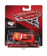 Disney Pixar Cars 3 Lightning McQueen Die-Cast Vehicle Mattel  - $18.95