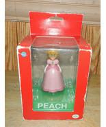 Super Mario Figurine Collection Princess Peach NEW - $13.70
