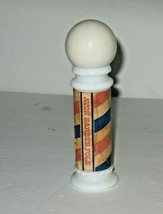 AVON Vintage Barber Shop Pole Wild Country After Shave 3 oz. Empty Bottle - $6.92